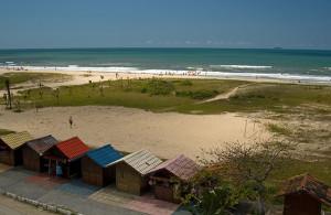 Praia de Leste, Pontal do Paraná